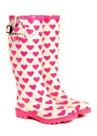Dry feet, warm heart