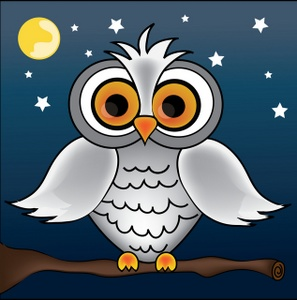 cartoon_owl_on_a_tree_branch_at_night_with_stars_and_a_full_moon_0515-0908-1500-2404_SMU